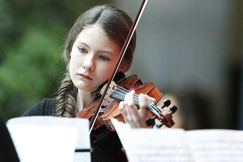 Forum junger Talente
