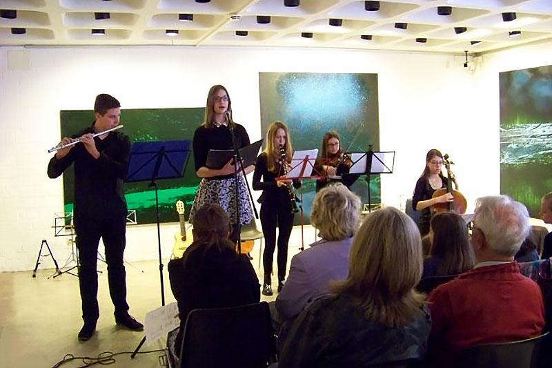 Instrumental- und Gesangsunterricht