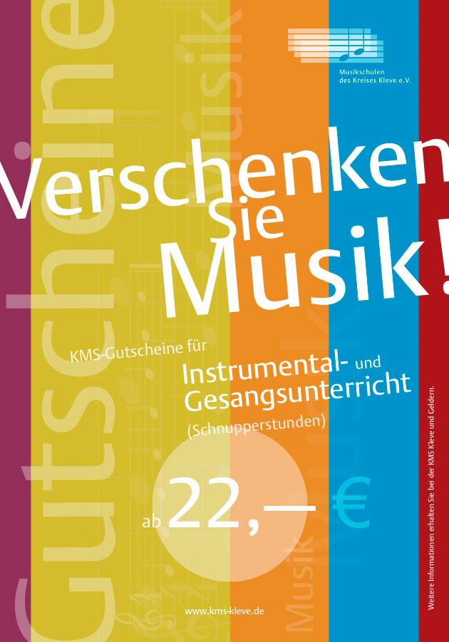 Musik-Gutschein
