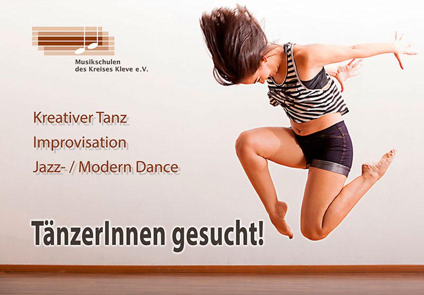 Tänzer/innen gesucht
