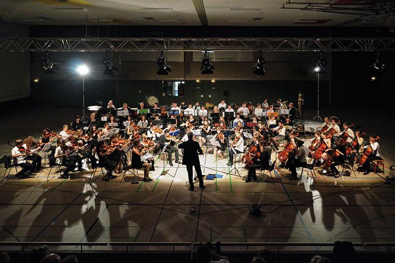 Orchester | Ensembles | Bands